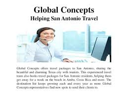 Texas travel agent jobs images Global concepts san antonio travel agency jpg