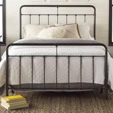 Iron Frame Beds Metal Beds You Ll Wayfair
