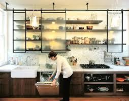 open cabinets kitchen ideas open cabinet in kitchen veseli me