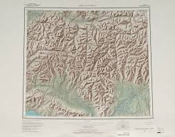 us relief map united states topographic maps 1 250 000 perry castañeda map