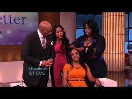 Steve Harvey Perfect Hair Collection | perfect hair collection on steve harvey daytime youtube
