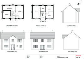 schroder house floor plan floor plan arcon evo architectural software elecosoft house
