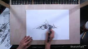 조경스케치 speed sketch landscape sketch youtube