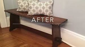 Dritz Home Decorative Nails Lazy Diy Nail Head Trim Your Furniture Youtube