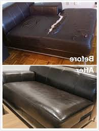 Leather Sofa Cushion Covers Faux Leather Sofa Covers Great Pictures 1 Leather Sofa Seat