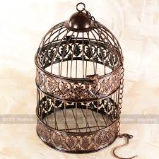Wedding Gift Card Holder 34cm High A Cage For Birds Love Decor Birdcage Wedding Gift Card