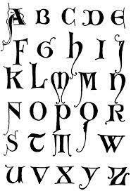 imagenes goticas letras cómo hacer letras góticas dibujos y ejemplos 8 pasos