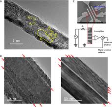 probing nanocrystalline grain dynamics in nanodevices science