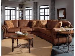 Broyhill Furniture Laramie  Piece Wedge Sectional Sofa Baers - Broyhill living room set