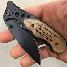 wedding gift knives best 25 engraved pocket knives ideas on personalized