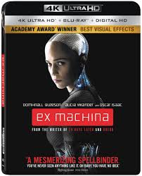 Ex Machina Movie by Movie Review Ex Machina 4k Ultra Hd Combo Pack Alien Bee