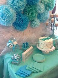 blue baby shower decorations baby boy shower decorations baby boy shower decorating ideas