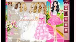 jeux de fille mariage jeu d habillage de robe de mariage vidéo dailymotion