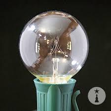 white g40 globe light bulbs with e17 c9 bases