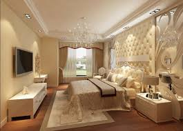 Europeanstyle Small Apartment Living Room TV Backdrop Decoration - European apartment design