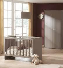chambre timeo lit bébé évolutif contemporain coloris basalt gris donna lit