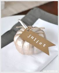 best 25 thanksgiving name cards ideas on diy name