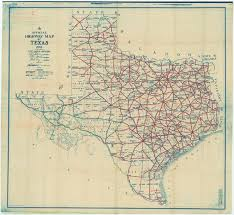 New Mexico Highway Map by Map Collection Texas State Library And Archives Commission