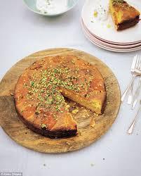 simply nigella apricot almond cake rosewater cardamom
