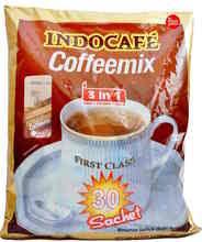 Coffee Mix indocafe coffeemix 3 in 1 30 sachet x 20g my asian grocer