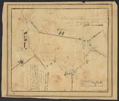 Harvard Map Harvard Digitizes Colonial Era Documents Letters The Boston Globe