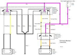 window motor wiring diagram window wiring diagrams instruction