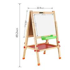 magnetic easel for toddlers battop double sided adjustable kids easel drawing board
