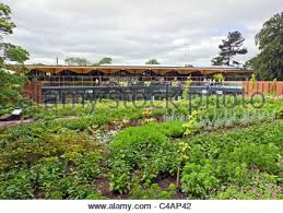 Royal Botanical Gardens Restaurant by The John Hope Gateway And Restaurant In The Royal Botanic Garden