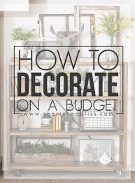 astonishing how to decorate home on a budget photo design ideas