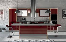 Red Gloss Kitchen Cabinets High Gloss Kitchen Cabinets Prissy Design 12 Luxury 76 For Home