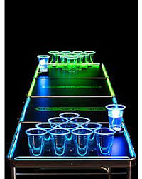 Custom Beer Pong Tables by Beer Pong Table And Accessories Spencer U0027s