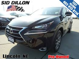 lexus nx 300h hybrid battery pre owned 2015 lexus nx 200t f sport suv in lincoln 4b17281a