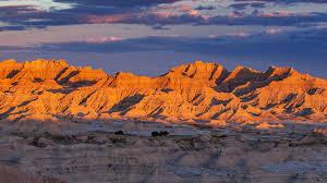 Bad Lands Badlands National Park Is Impressively Beautiful Outside Online