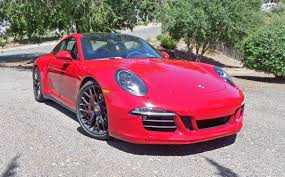 red porsche 911 2015 porsche 911 carrera gts two 911s in one review the fast