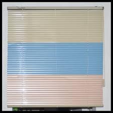 Office Curtain Processing Custom Blinds Steel Ball Aluminum Shutter Shade Office