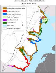 Nova Map Sea Level Rise Planning Maps