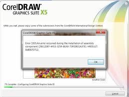coreldraw x5 not starting corel draw is not running please help coreldraw x5