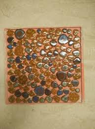 inspirations discount pebble tile river pebble tiles pebble