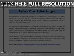 best solutions of cover letter for government jobs samples about