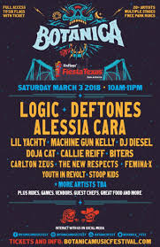 Free Tickets To Six Flags Botanica Music Fest W Deftones Logic Alessia Cara More In San