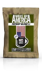 patriot blend 100 organic coffee up infowars store