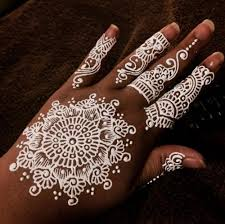198 best white henna designs images on pinterest jewelry