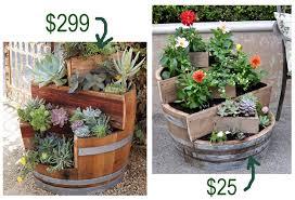 garden design garden design with recycled wine barrel planter