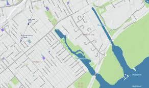 nyc oasis map fresh creek waters