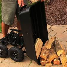 Oxo Gardening Chair Zumz New Heavy Duty Garden Utility Yard 4 Wheel Hand Drawn Dump