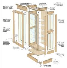 curio display cabinet plans curio cabinet plans diagram magnificent more views markthedev com