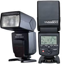 yongnuo yn 568ex ii yn 568 ttl flash speedlite with high speed