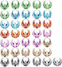 2 color combination phoenix color combinations 2 by forestborn on deviantart