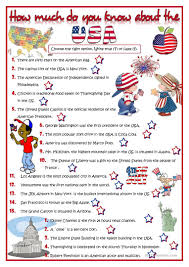 United States Map Puzzle Games by 107 Free Esl United States Of America Usa Worksheets