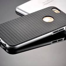 black friday iphone 6s plus black friday anti fingerprint glossy tpu pc hybird case for